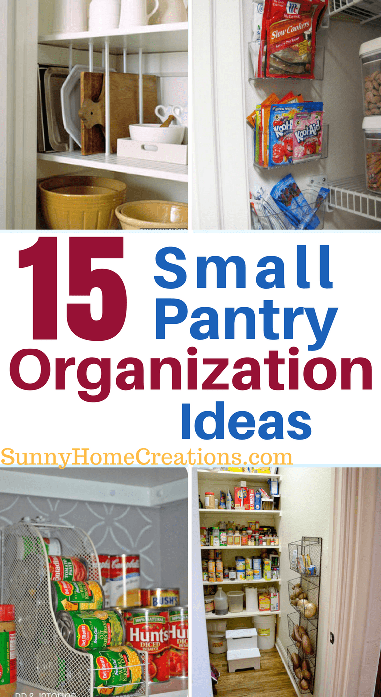 kitchen pantry organization tips 15 pantry organization ideas that will your mind 5487