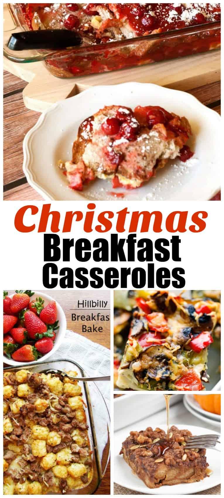 Best Christmas Breakfast Casserole Recipes