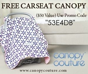 Free Carseat Canopy