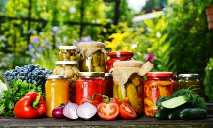 Best Vegetables and Berries to Grow for Canning