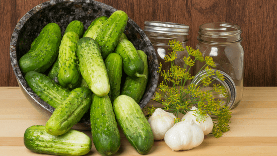 How to pickle vegetables