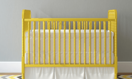 Baby Cribs Under $200 You Can Order on Amazon