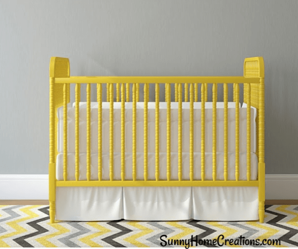 Cribs you can order on Amazon