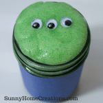 Toy Story Green Alien Slime