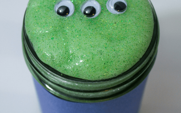 Toy Story Green Alien Slime
