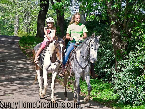 Experience Gifts for Kids - Horseback riding
