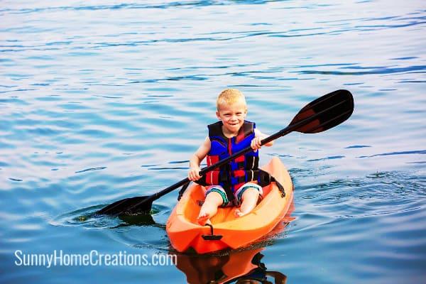 Kayaking Experience Gift