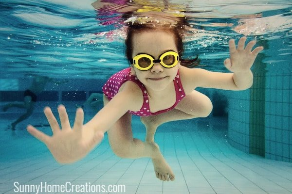 Experience Gift for Families - Swimming or Waterpark