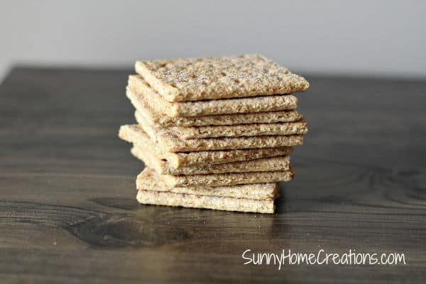 Graham Crackers for Strawberry Shortcake crackers