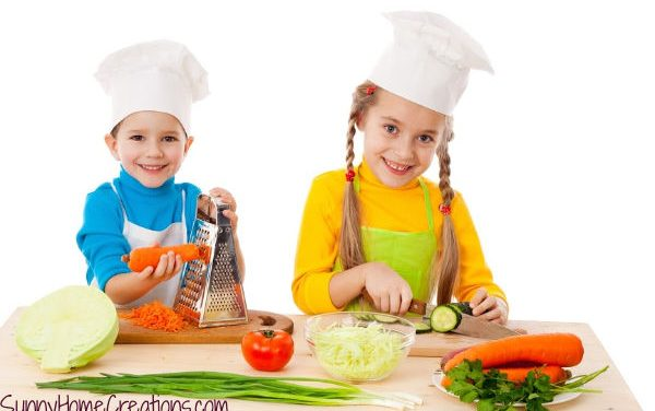7 Easy Ways to Make Cooking With Kids Fun