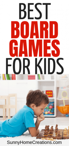 Best board games for kids