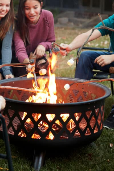 best outdoor fire pits