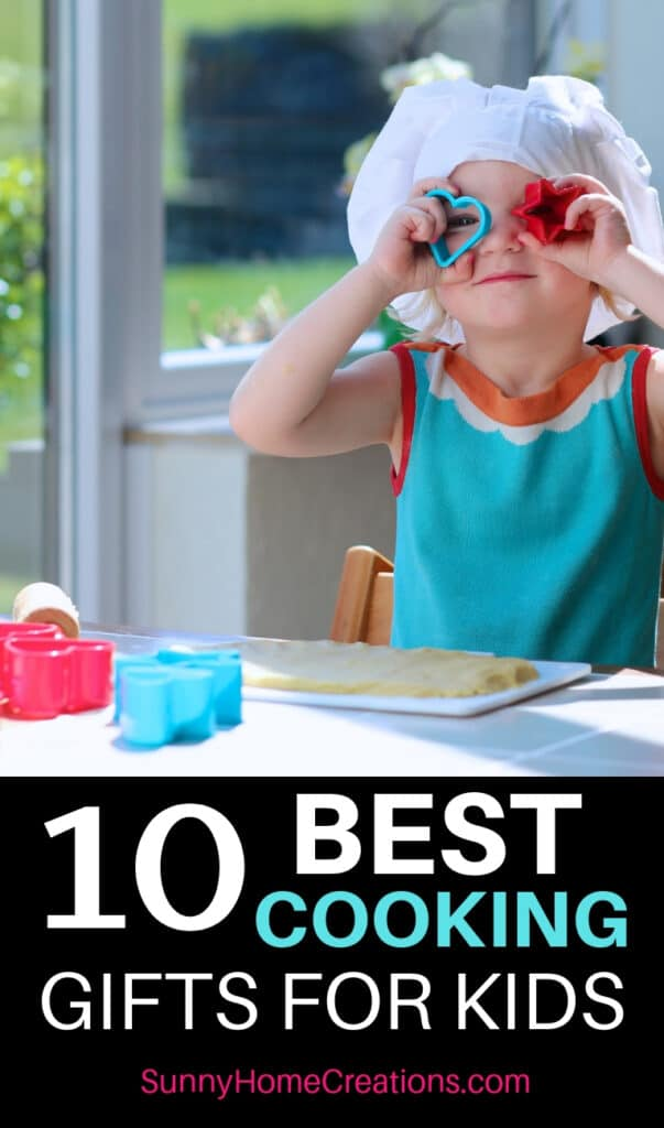 10 Awesome Cooking Gift Ideas for Kids