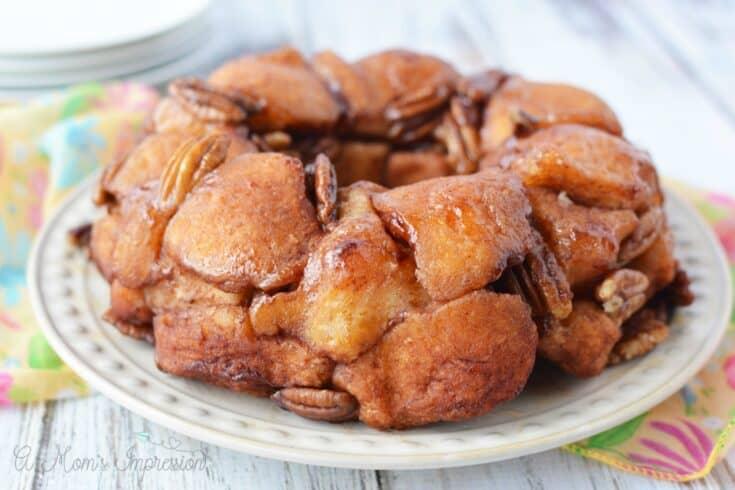 Easy Instant Pot Monkey Bread