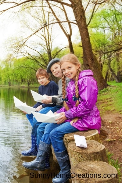 hacks for camping with kids