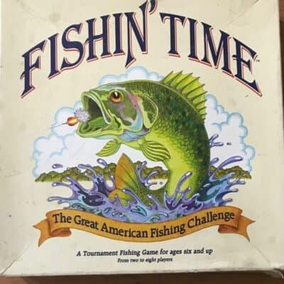 best fishing board games