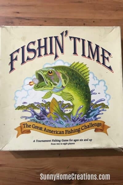 best fishing board games