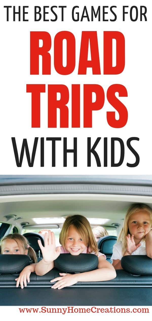 best games for road trips with kids