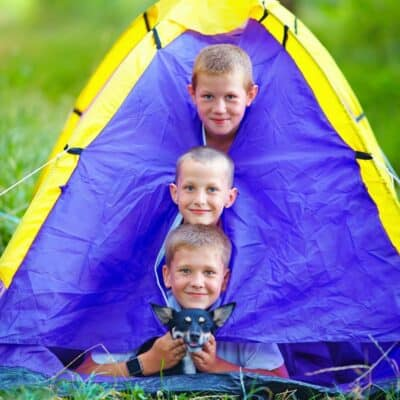 best campgrounds in Oregon for kids