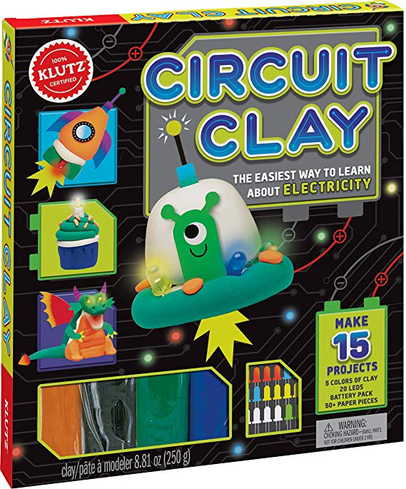 Klutz Circuit Clay Science Kit