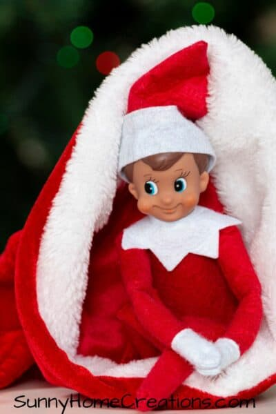 elf on the shelf boy name ideas