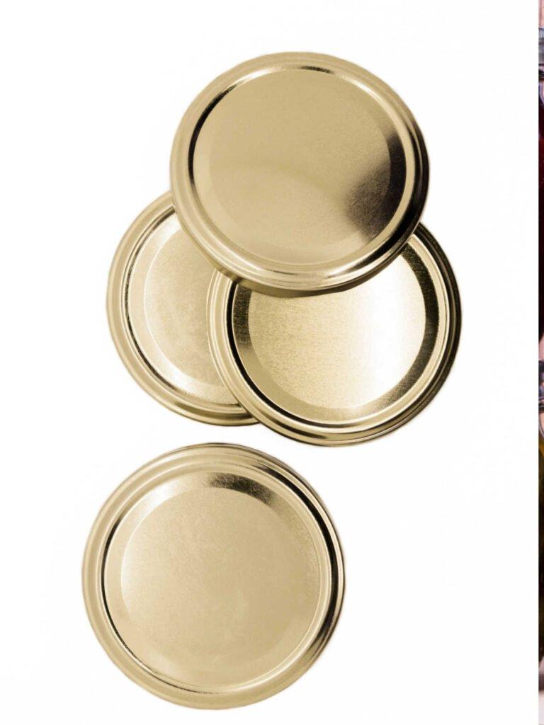 canning lids.